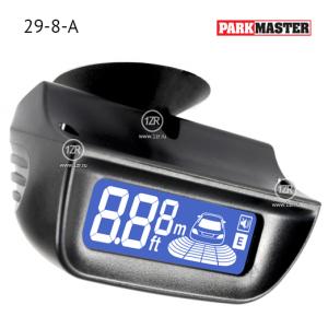 Парктроник ParkMaster 29-8-A (серебристые датчики)